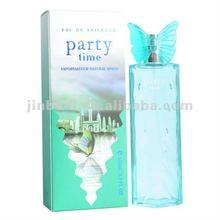 light blue party time women perfume