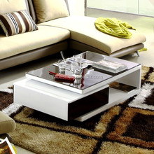 wooden center modern coffee table A198