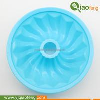 FDA/LFGB approved baking tools custom silicone cake pan