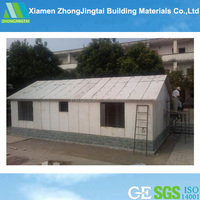 sandwich panel heat insulation fireproof cold room used as wall and roof SIP panel/polyurethane sandwich panel