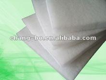 2012 white pre-filter cotton in piece