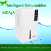 Electric humidity machine removable water abs tank air dehumidifier
