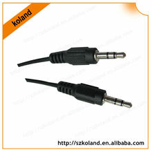 3.5mm stereo audio video cable 3.5mm stereo microphone cable