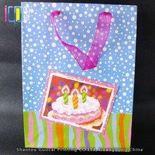 Custom birthday gift packaging handmade paper bags designs