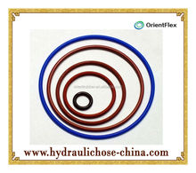 various size silicone rubber o ring with high qual for seal
