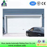 Used overhead garage doors with radar sensor  Electric cheap fast roller door