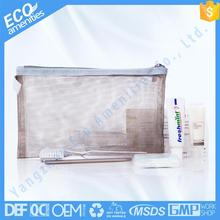 Wholesale 2015 Promotional airline product plastic box food is airline amenity kit