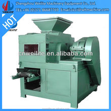 Factory Sale Latest Technology Sugarcan Bagasse Small Charcoal Briquette Making Machine