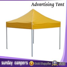 trade show display advertising tent in pagoda shape