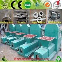 ISO & CE Client highly speaking Professional design Good performance sawdust press briquettes machine