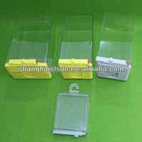 hot sell display box EAS safer shaver safer box for anti theft system