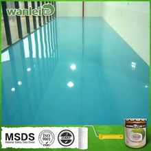 Wanlei epoxy durable floor coating