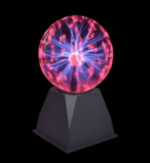 New Static Electricity Ball Ball Lamp Lightning Balls Usb