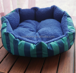 Small lovely soft nest bite dog kennel washable waterproof bed in autumn and winter