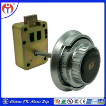 Cheap Price Top Reading 3 Wheel Combination Lock For Safes Boxes in Alibaba