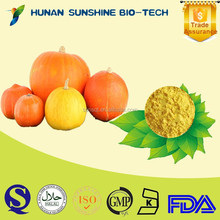 alibaba china supplier natural food colors Pumpkin Powder
