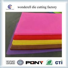 high density foam blocks sponge rubber suppliers