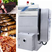 Stainless steel meat smoker machine