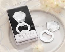 Sparkle & Pop Diamond Ring shaped Bottle Opener