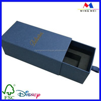 Wholesale slide pocket knife gift box with EVA tray