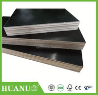 film faced plywood 18mm x 1220 x 2440,high quality plywood for paneling,high quality black brown red film faced plywood