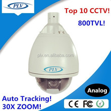 Best 800tvl samrt video analysis ahd recognition diy pan tilt camera 360 degrees viewing angle camera