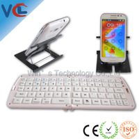 Portable Folding Wireless Mini Bluetooth Keyboard for Smart Phones VMK-03