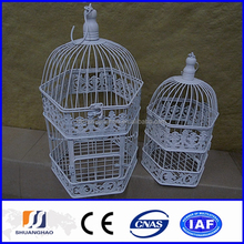 wholesale decorative bird cages wedding(manufacturer)