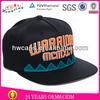 Custom Flat Bill OEM Design Cheap Snapback Cap Fitted Snap Back Hat