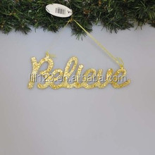 Fashion Christmas Decoration Door Hanger Christmas Decoration