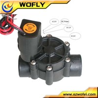 latching type water irrigation 5v solenoid valve