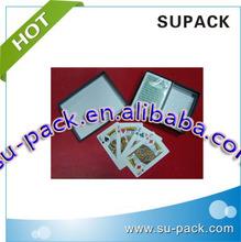 2015 PVC New playing cards custom design