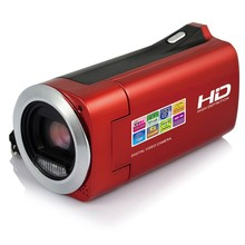 HD 16MP digital video camera with 2.7 TFT display and 4 x zoom
