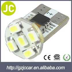 12 months warranty 5050 smd led dome with t10 connector