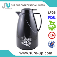 Doule wall glass vacuum glass inner thermos jug(JGHT)