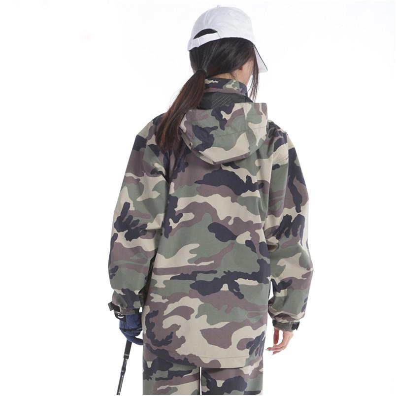 Outdoor Raincoat 12