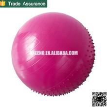 Fitness pilates balle balance ball PVC balle de gymnastique