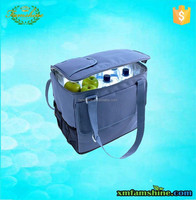 high quality reusable polyester cooler insulated shopping bag