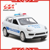 5012-4 cast iron model cars policeman car