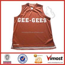 quality custom sublimation basketball top jerseys 15-4-18-12