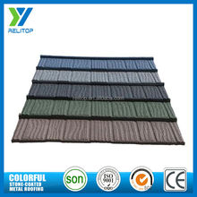 Best price roofing sheets/sand coated metal roofing tiles