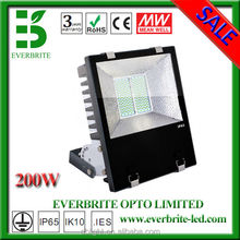 Outdoor LED Flood Light 200W For Building Lighting CE RoHS