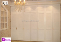 bedroom wardrobe color wood wardrobe with louvered doors