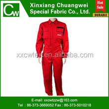 Flame retardant and anti-static safety coverall