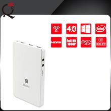Wintel Pocket Mini PC bluetooth 4.0 mini PC