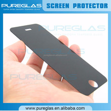 Cell phone Privacy Screen Guard Tempered Glass for iphone 5 Screen Protector, Protect your privacy