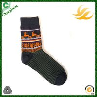 customized cotton sock for men