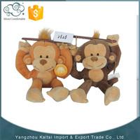 Customized oem design jumping animal toy