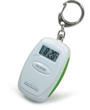 Slim Talking Keychain clock