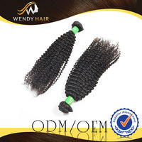 Permanent Hot Sale Cheapest Price Kinky Hair Brazilian Kinky Curly Hair Extension
